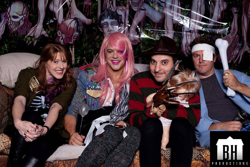 Slideshow: Photos from the Blumhouse Halloween Party! – The 13th Floor
