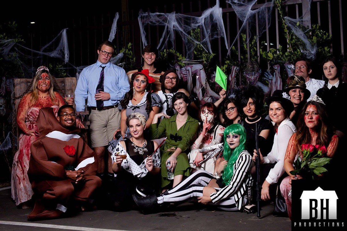 Slideshow: Photos from the Blumhouse Halloween Party! – Blumhouse.com