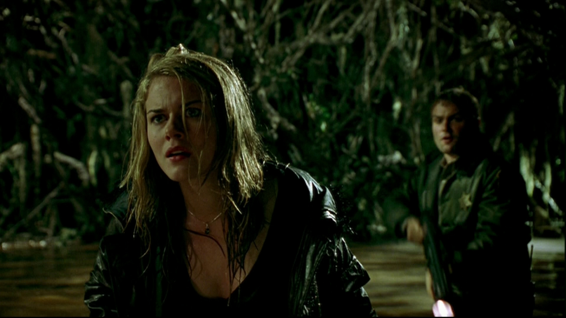 Man-Thing Matthew Le Nevez Rachael Taylor