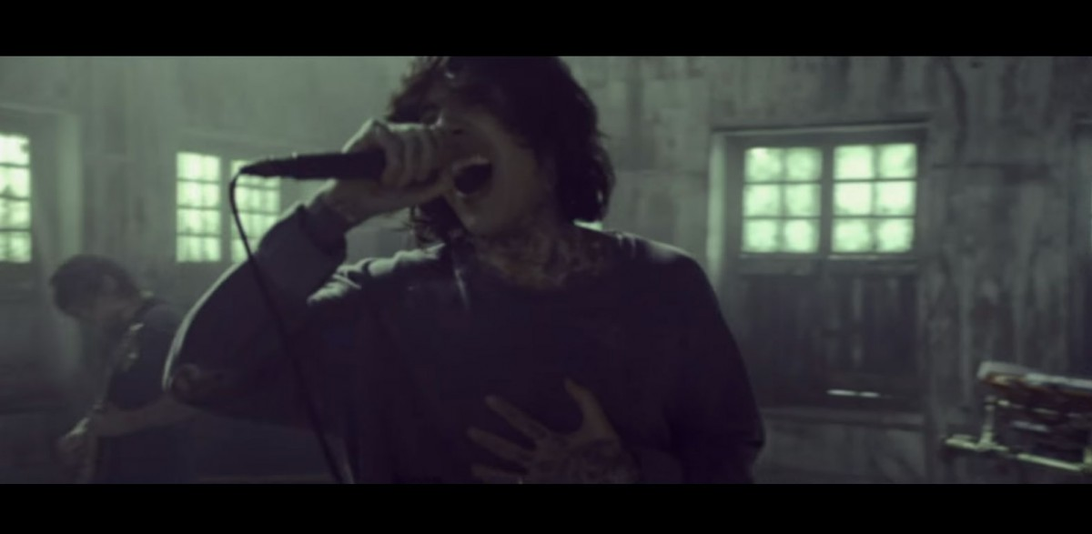 BMTH-video-band