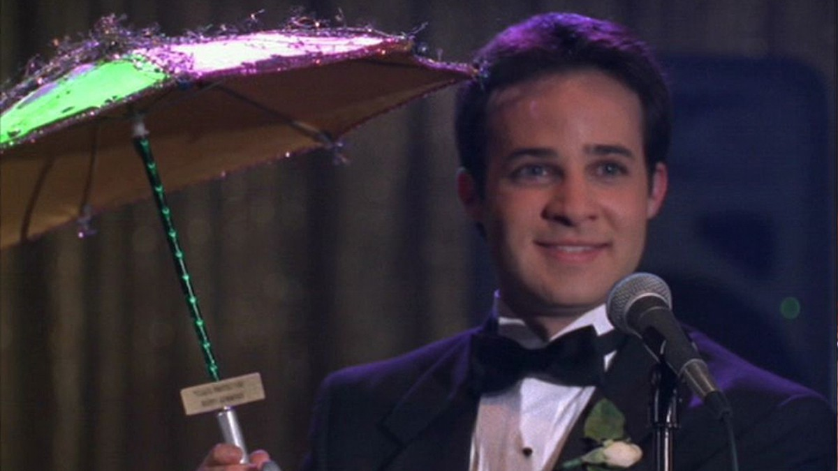 Danny Strong Buffy the Vampire Slayer