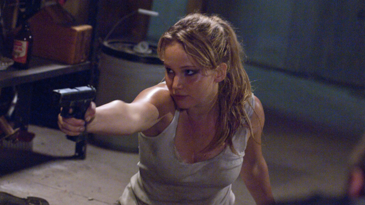 Jennifer Lawrence The House at the End of the Street