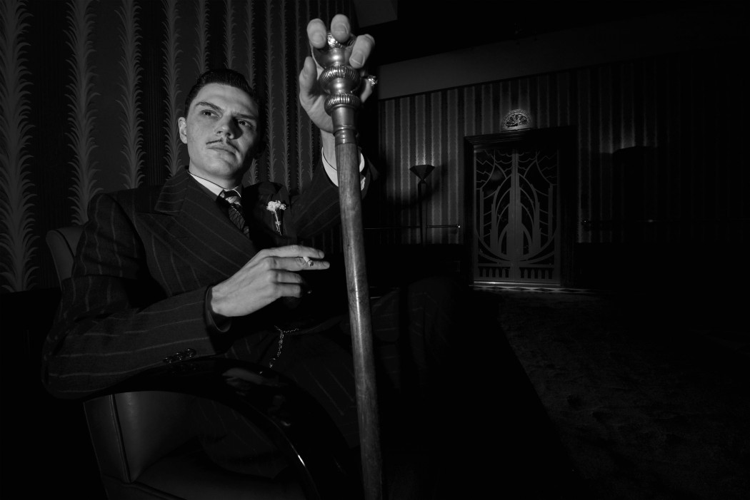 The REAL History Behind AMERICAN HORROR STORY: HOTEL's James March