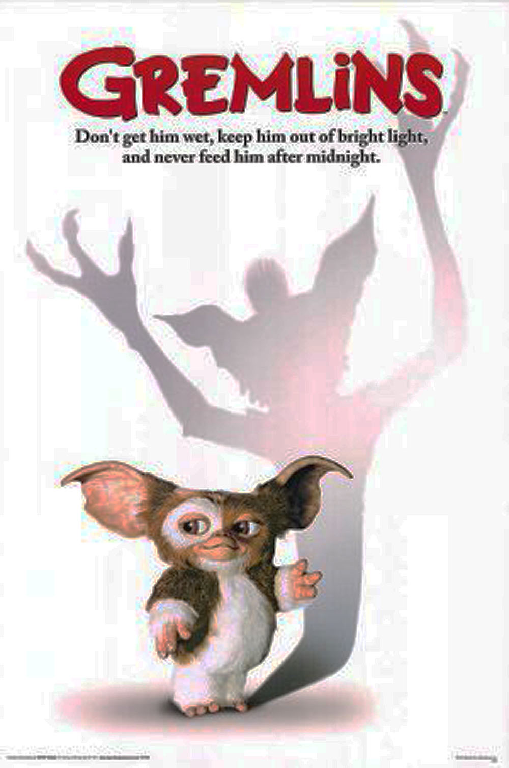 The Incredibly Twisted Original GREMLINS Script: A Very Dark Side of ...