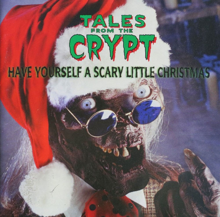 remember when the cryptkeeper made a christmas album