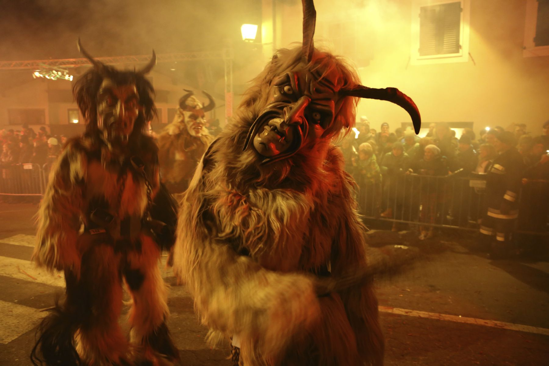 The Anti Claus Is Coming To Town A Brief History Of Krampus