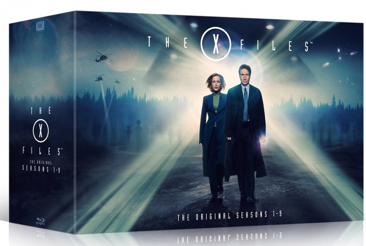 The-X-Files-Bluray-Collectors-Set