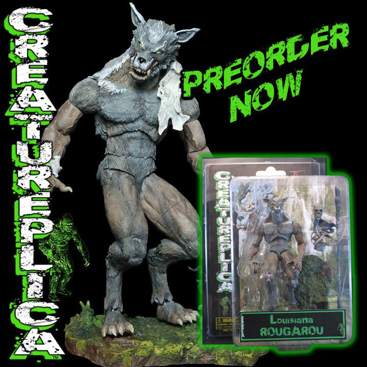 CREATUREPLICA Toy Line Turns Mythical Monsters Into Action ...