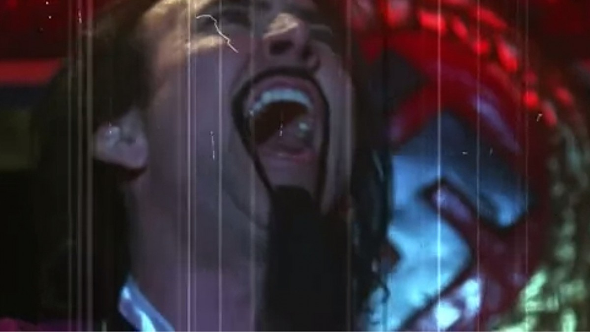 Grindhouse Werewolf Women of the SS Nicolas Cage Fu Manchu