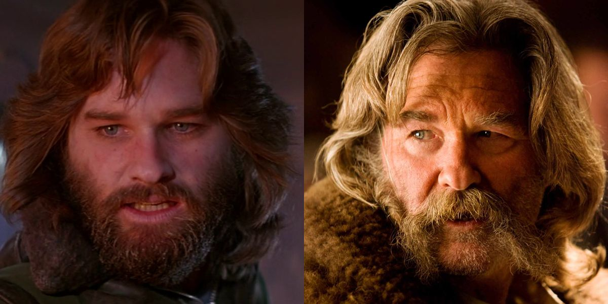 THE HATEFUL EIGHT vs. THE THING