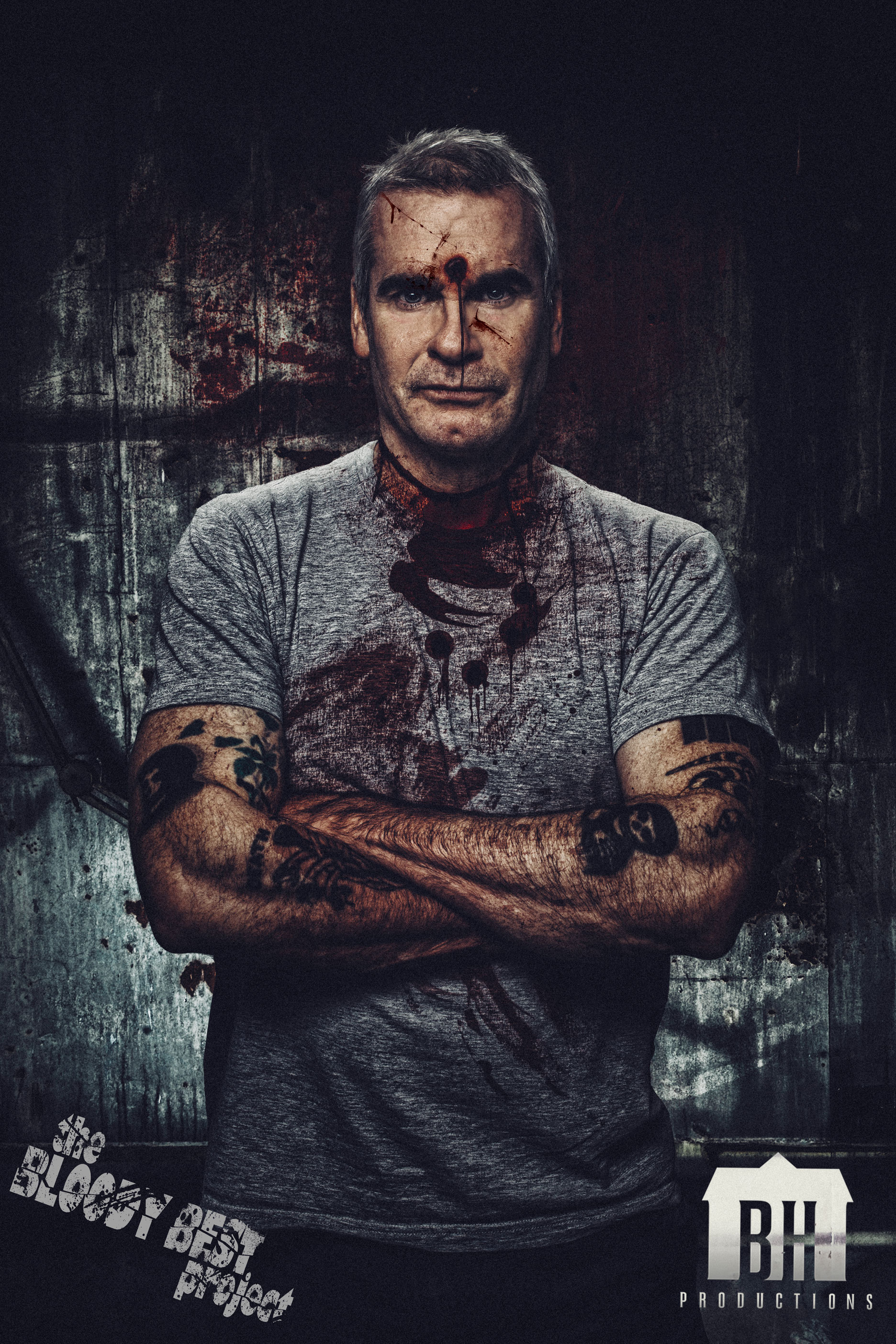 Interview With Henry Rollins of HE NEVER DIED – The 13th Floor