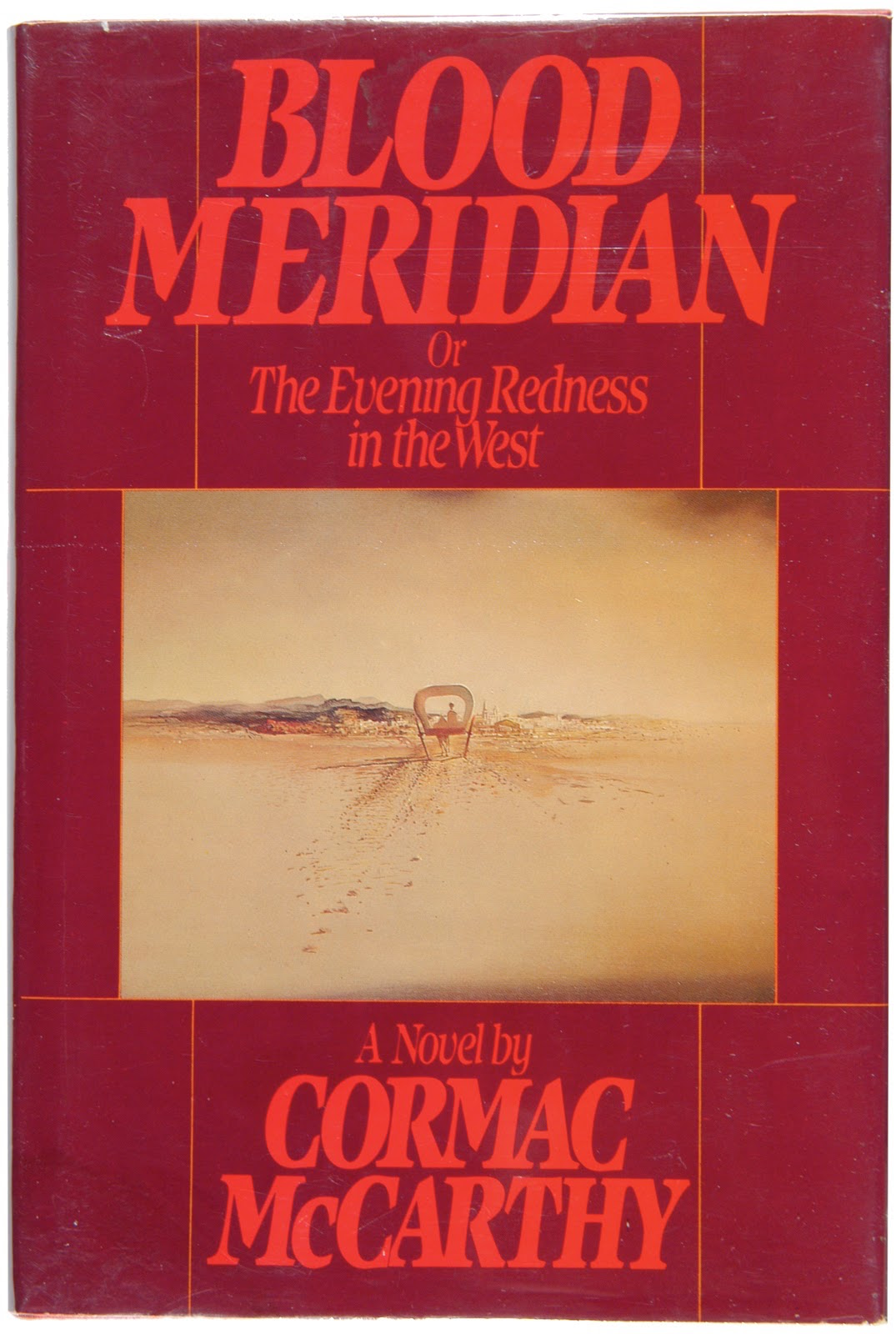 the setting of blood meridian essay