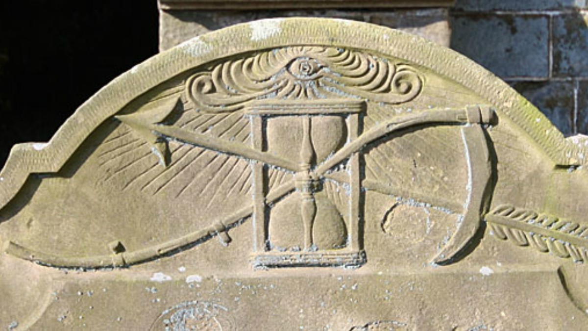Here are 10 more gravestone symbols deciphered the 13th floor biocorpaavc Image collections