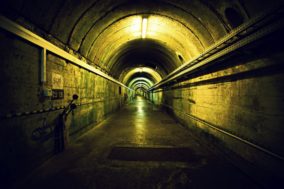 Twisted Secret Underground: The Creepy Underground Tunnels of Los ...
