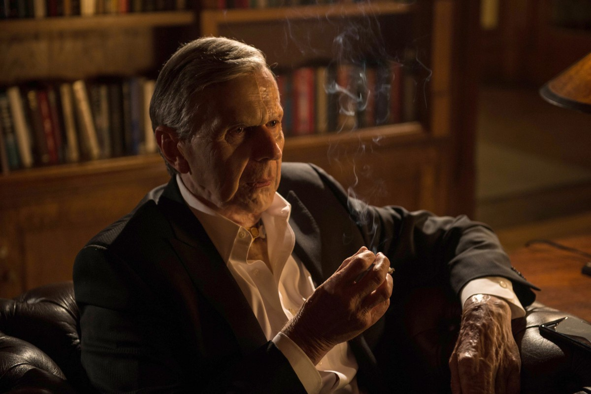 THE X-FILES: Guest star William B. Davis. The next mind-bending chapter of THE X-FILES debuts with a special two-night event beginning Sunday, Jan. 24 (10:00-11:00 PM ET/7:00-8:00 PM PT), following the NFC CHAMPIONSHIP GAME, and continuing with its time period premiere on Monday, Jan. 25 (8:00-9:00 PM ET/PT). ©2016 Fox Broadcasting Co. Cr: Ed Araquel/FOX