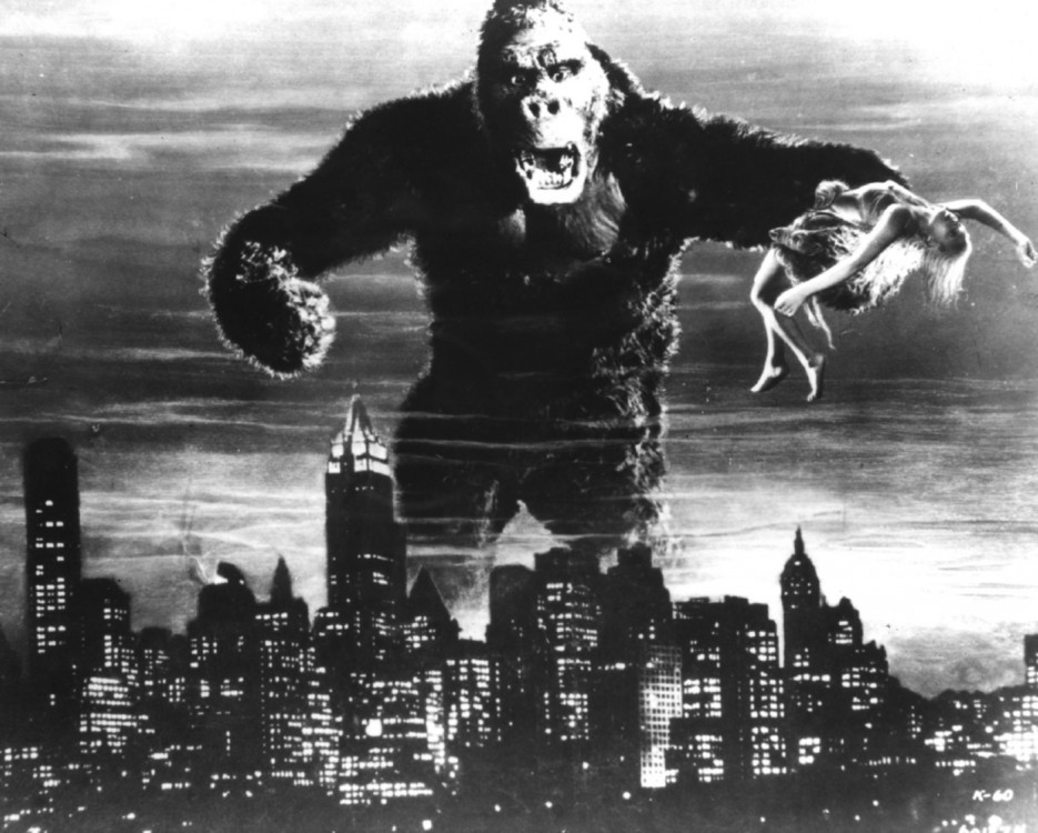 Real Life King Kong Killed By Climate Change Not Beauty