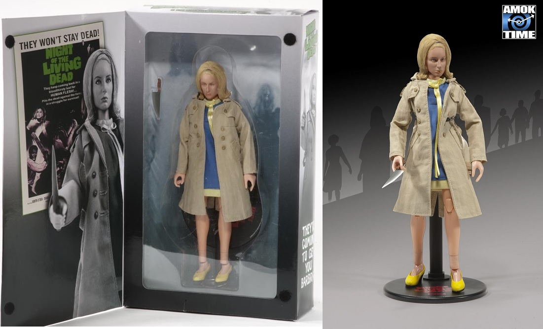 10 awesome action figures of female horror movie icons for 13th floor game