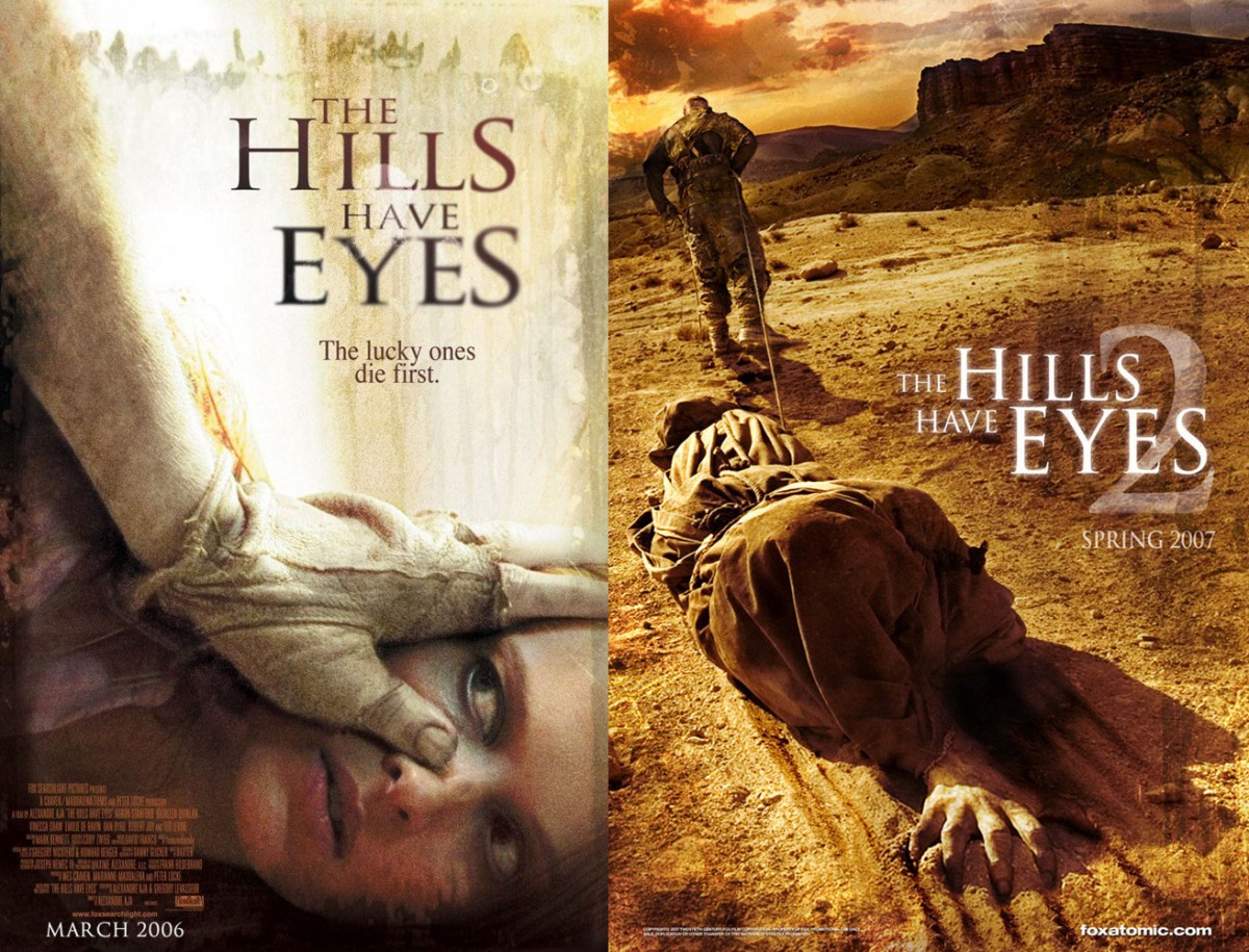 Hills-Posters