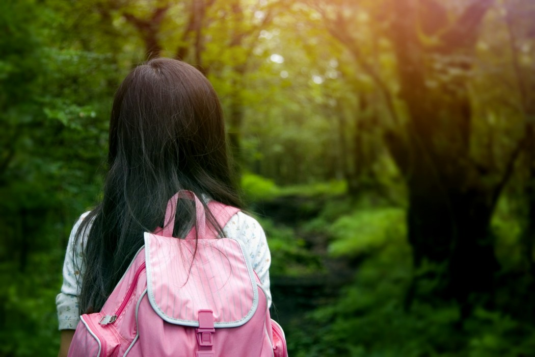 CREEPYPASTA: This Girl's Little Pink Backpack Held a Terrifying ...