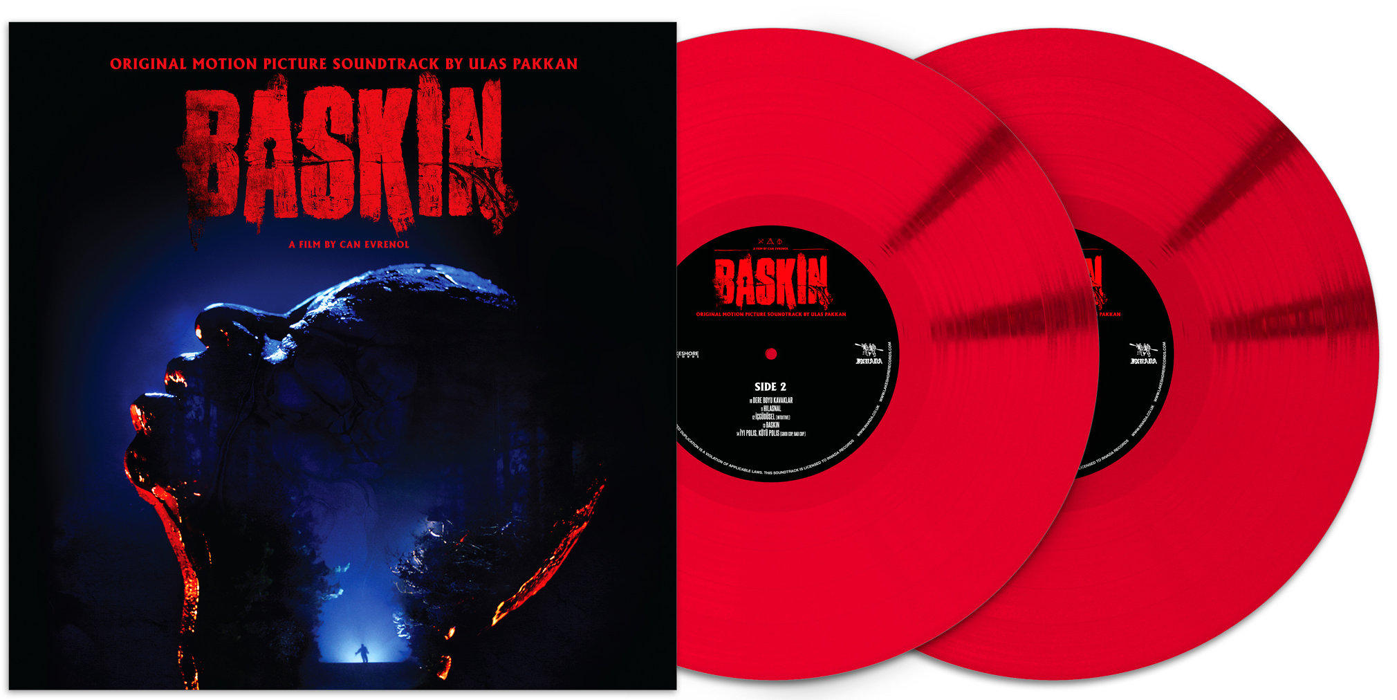 Exclusive Baskin Soundtrack Music Amp Cover Art Reveal