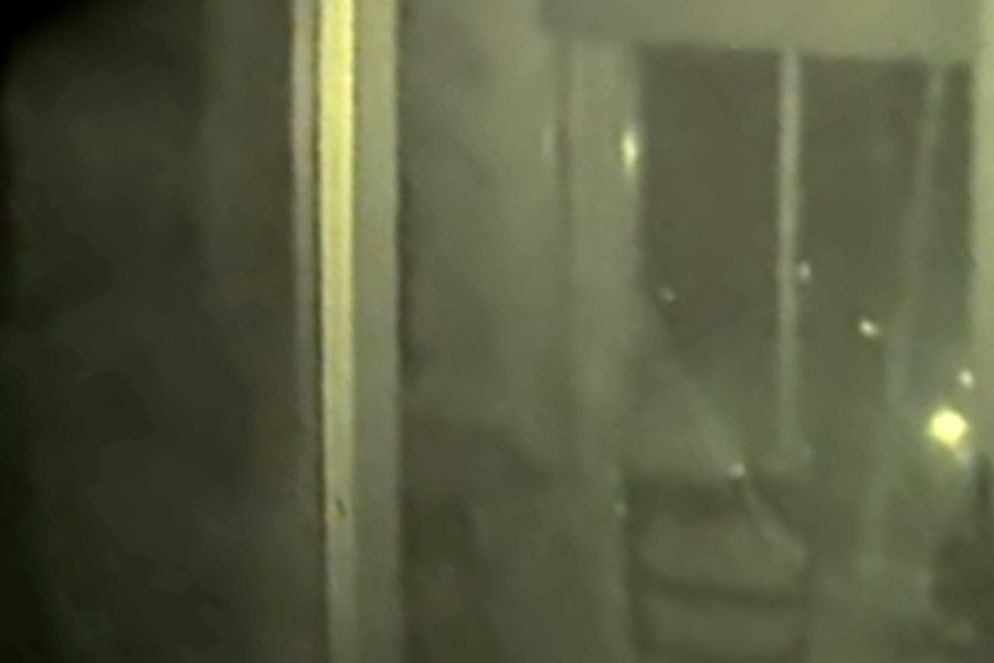 Chilling footage reportedly captures paranormal activity for 13th floor net