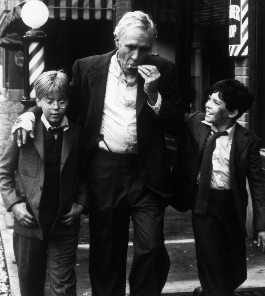 SOMETHING WICKED THIS WAY COMES, Vidal Peterson, Jason Robards Jr., Shawn Carson, 1983, (c)Buena Vista Pictures