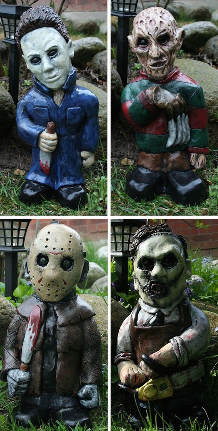 Want to Horror Theme Your House? You Need These Horrifying Home