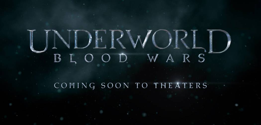The 5th UNDERWORLD Movie Has Got A New Title