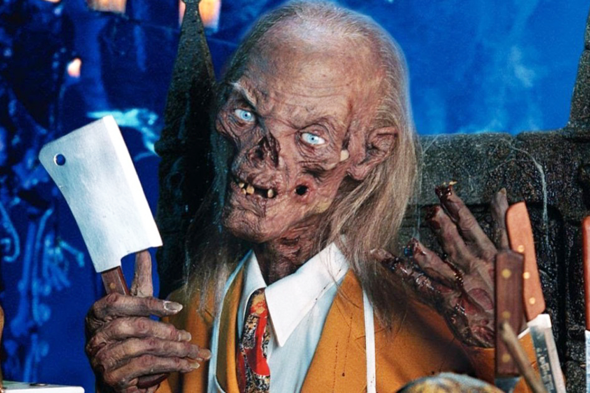 HBO Tales from the Crypt- CryptKeeper