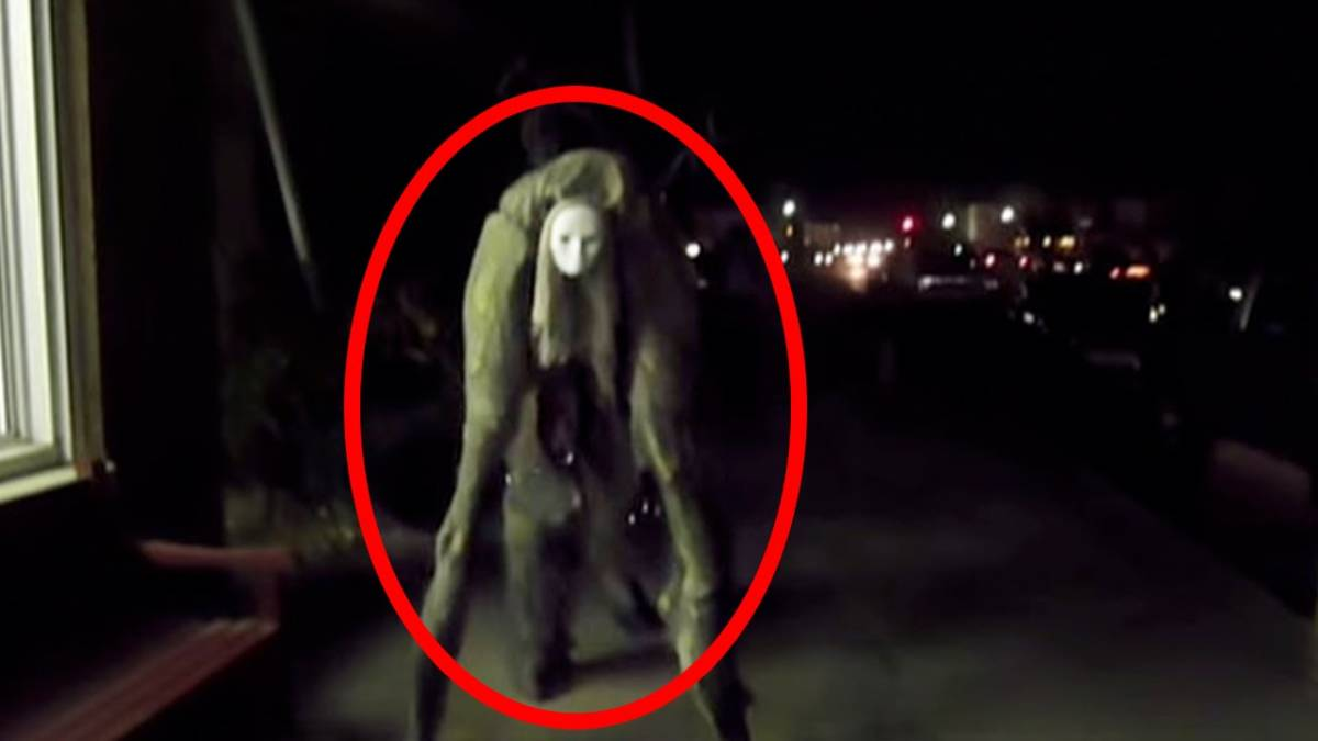 Did These Videos Capture 5 Mysterious Creatures On Tape The 13th Floor
