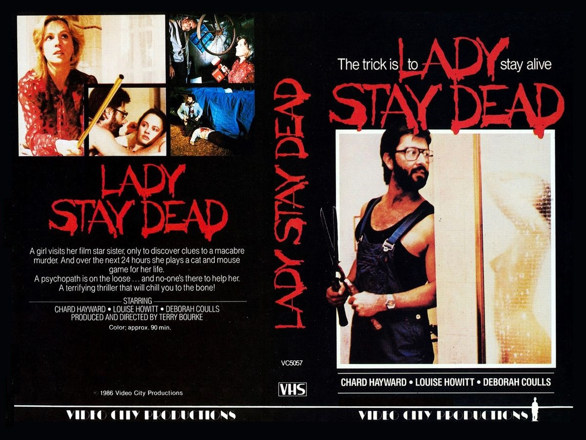 Lady_Stay_Dead_VHS