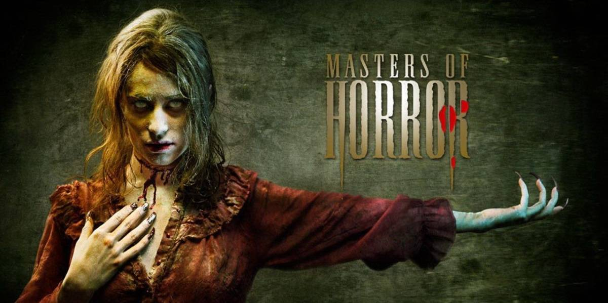 Masters of Horror Banner