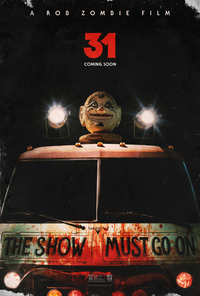 Rob Zombie 31 Poster