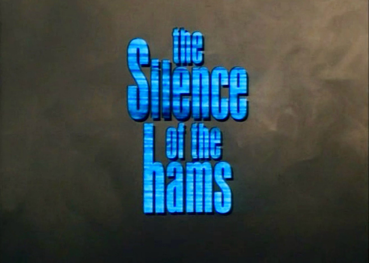 The Silence of the Hams title October Films