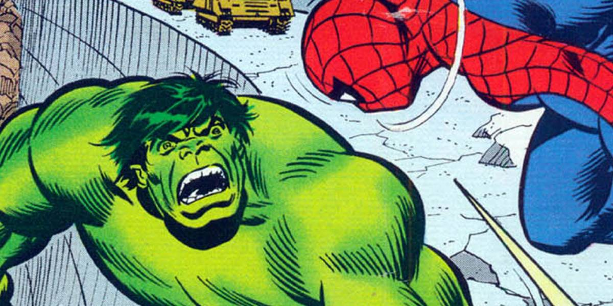 can you imagine in 1984 we almost got to see the live action versions of the amazing spider man and the incredible hulk team up and by the same actors
