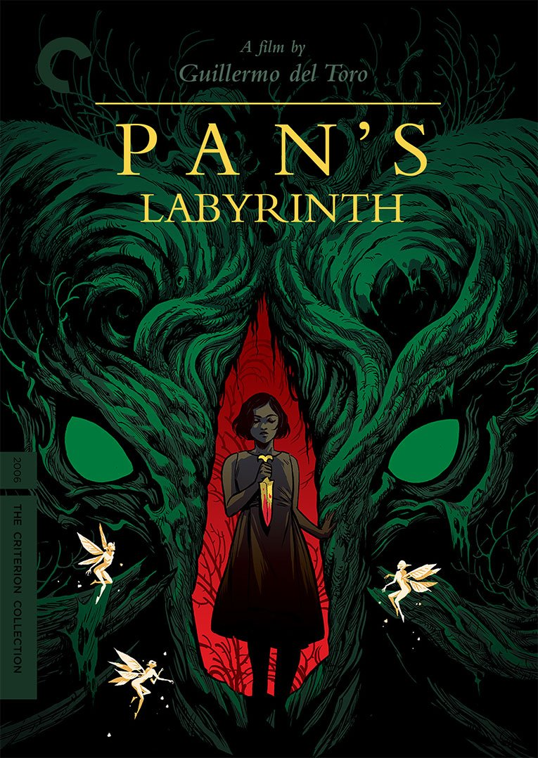 Pans Labyrinth Criterion Collecton