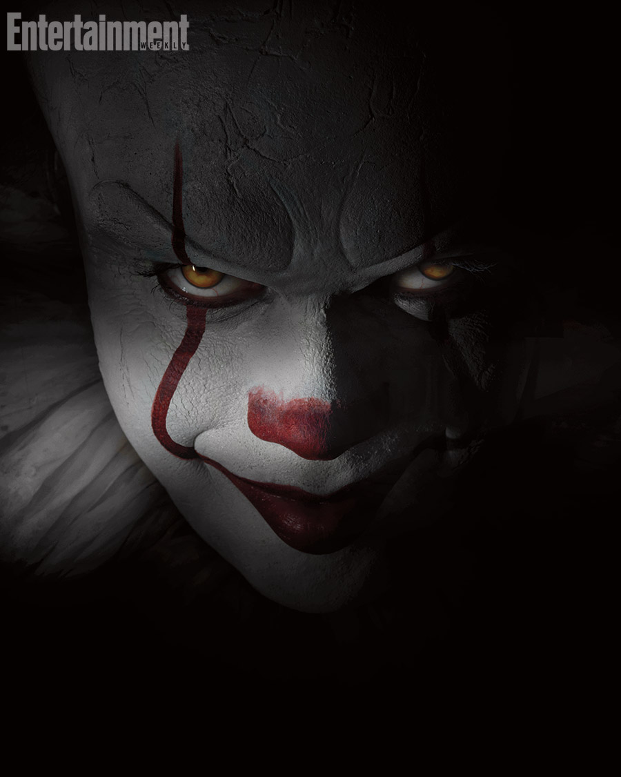 Stephen Kings IT Pennywise The Clown