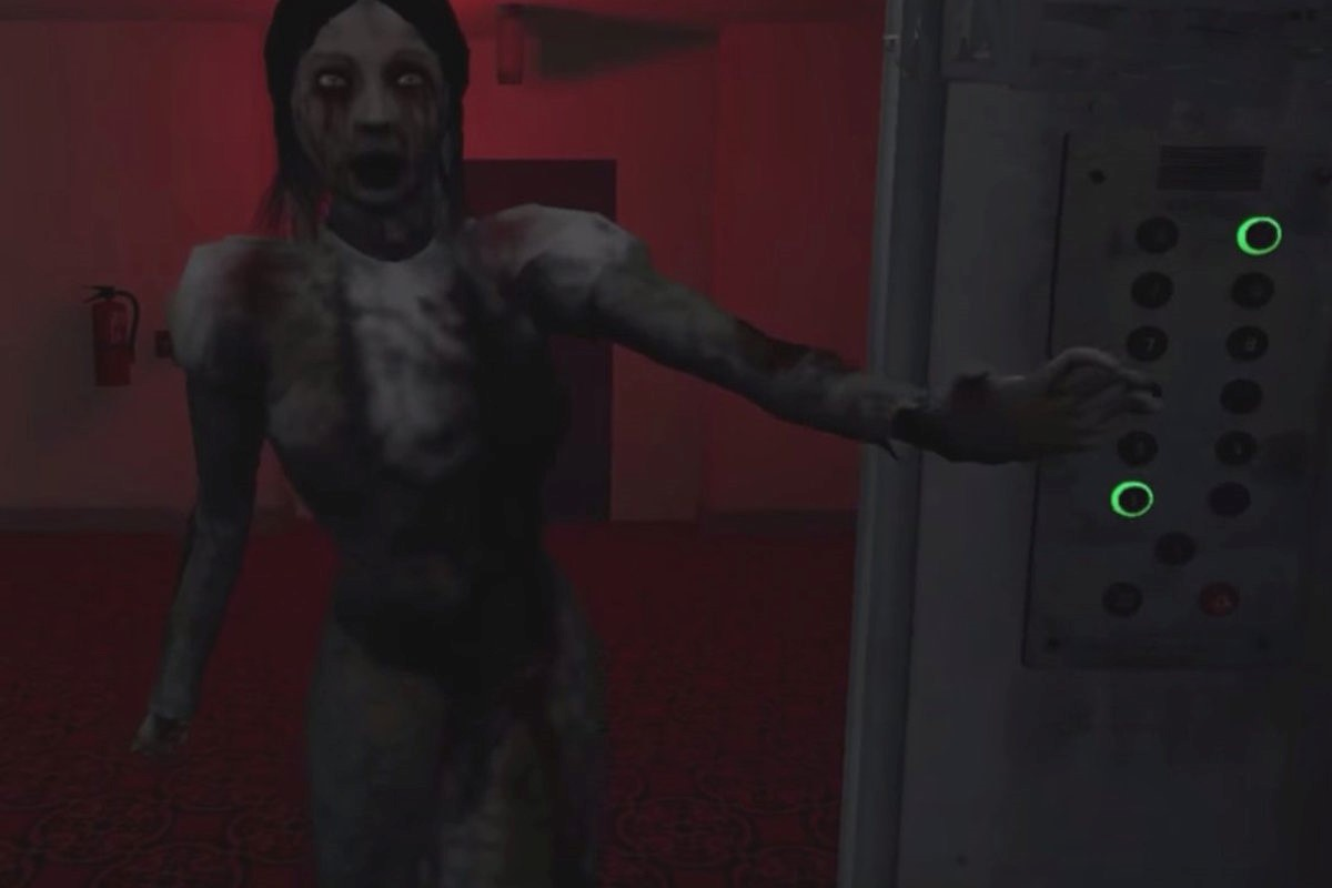 The elevator ritual is this vr horror game too terrifying for 13th floor urban legend