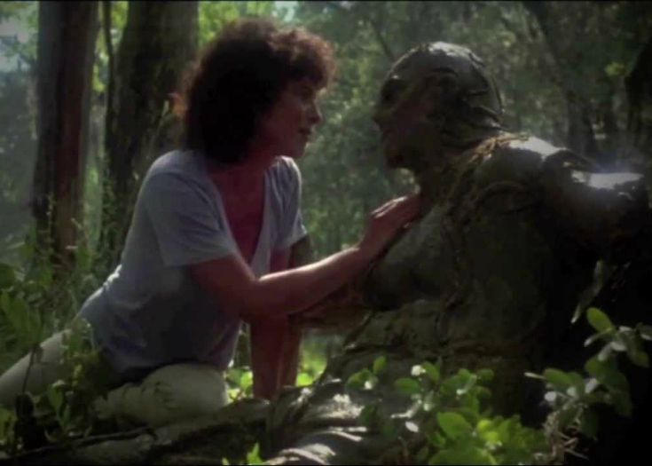 Swamp Thing Sony Pictures Entertainment