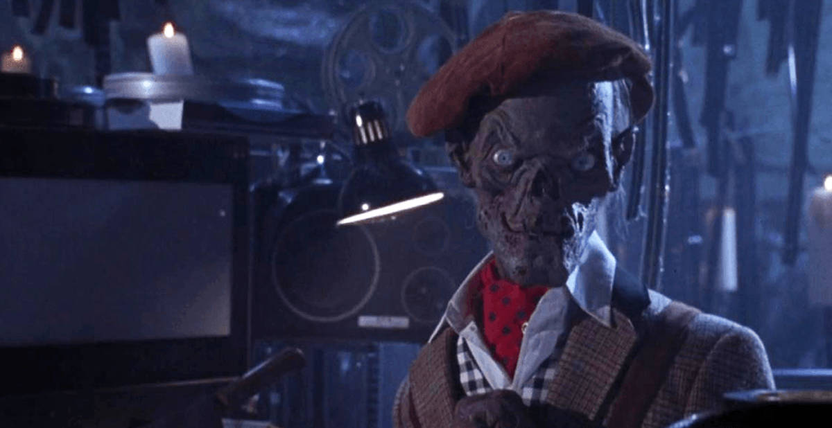 Tales from the Crypt Cryptkeeper