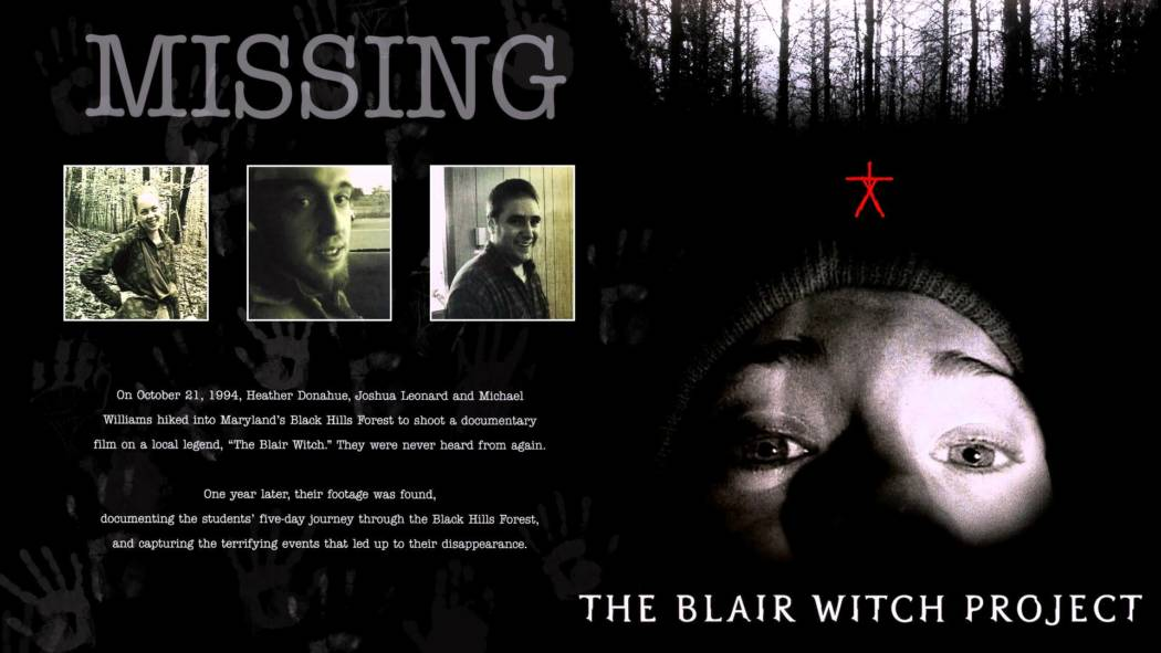 blair witch project real In 1999, the blair witch project shocked and confused cinema-goers – many  who believed its 'found footage' was real nicholas barber finds.