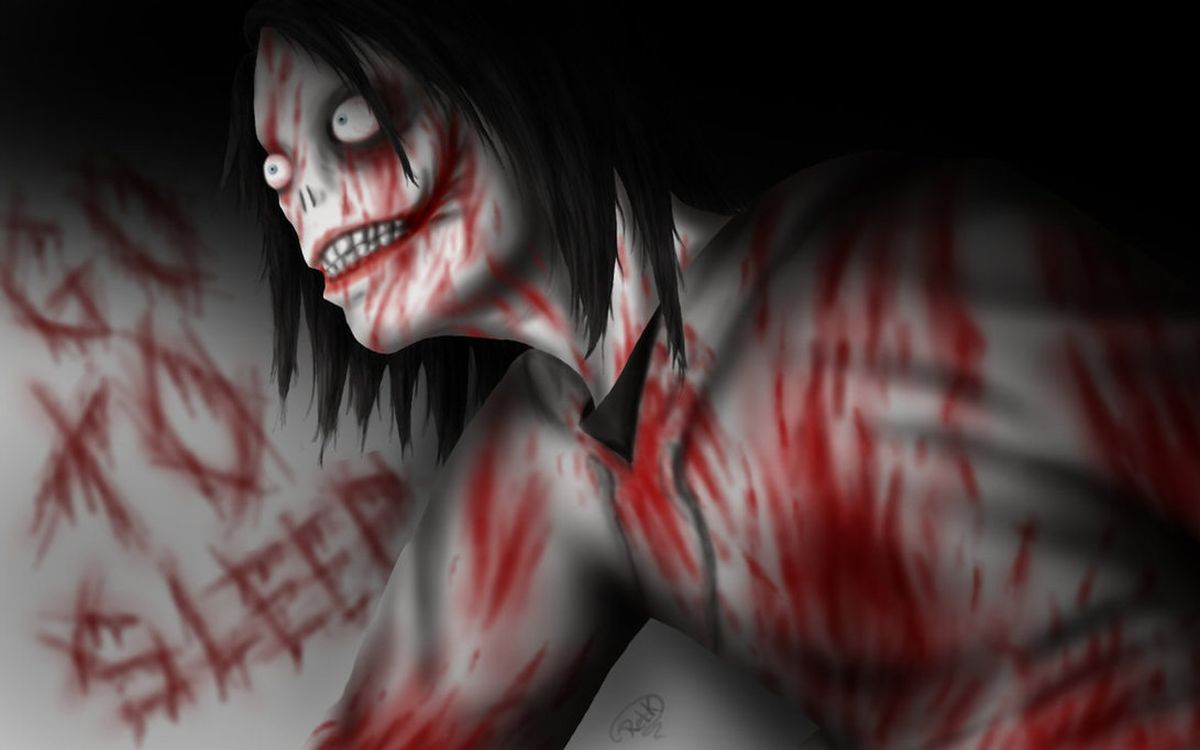 The homicidal saga of jeff the killer continues the for 13 floor myth