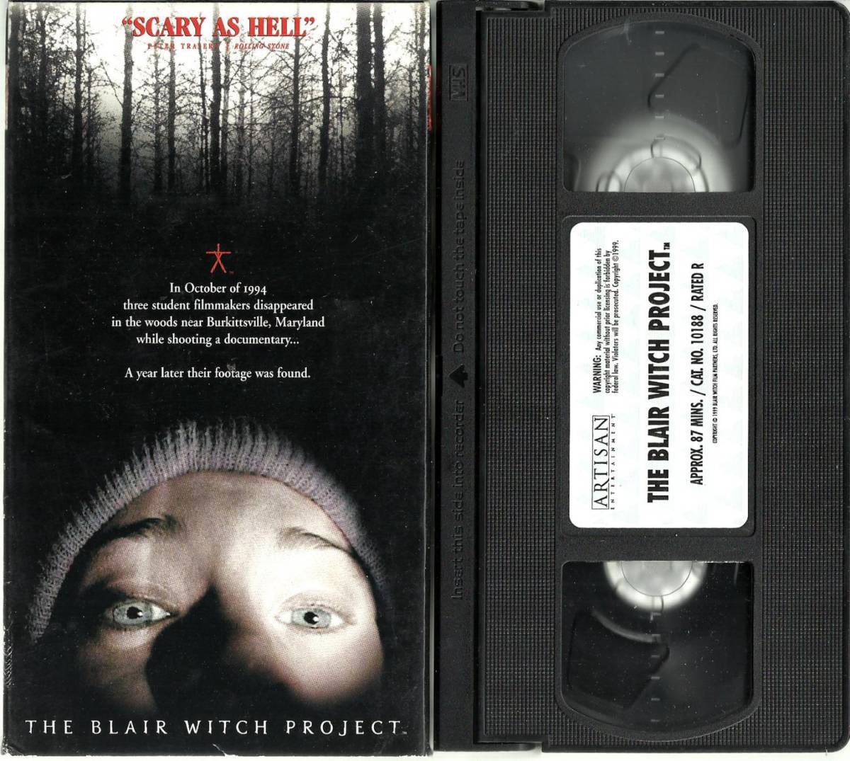 the blair witch project real