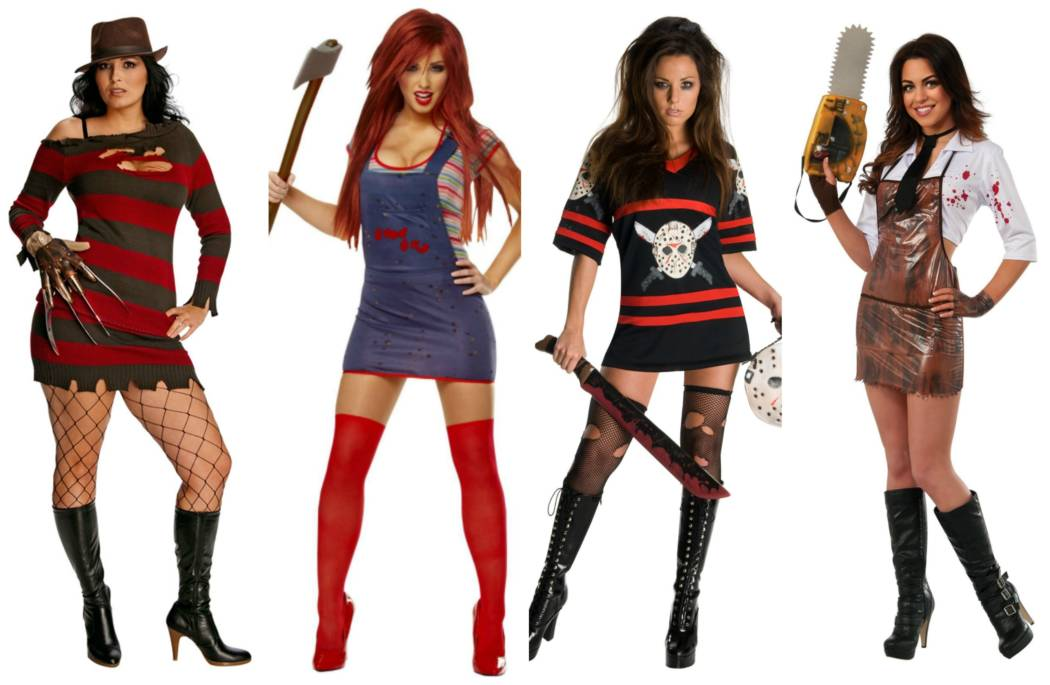 Why Women's Costumes Are The Worst Part About Halloween – The 13th ...