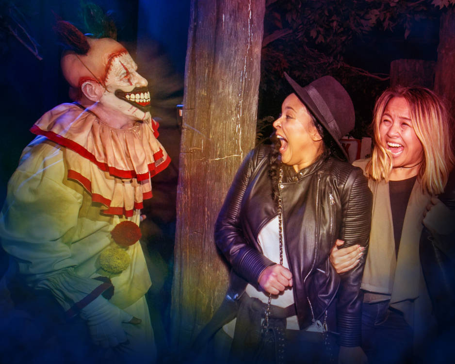 AMERICAN HORROR STORY Maze at Universal Horror Nights Hollywood ...