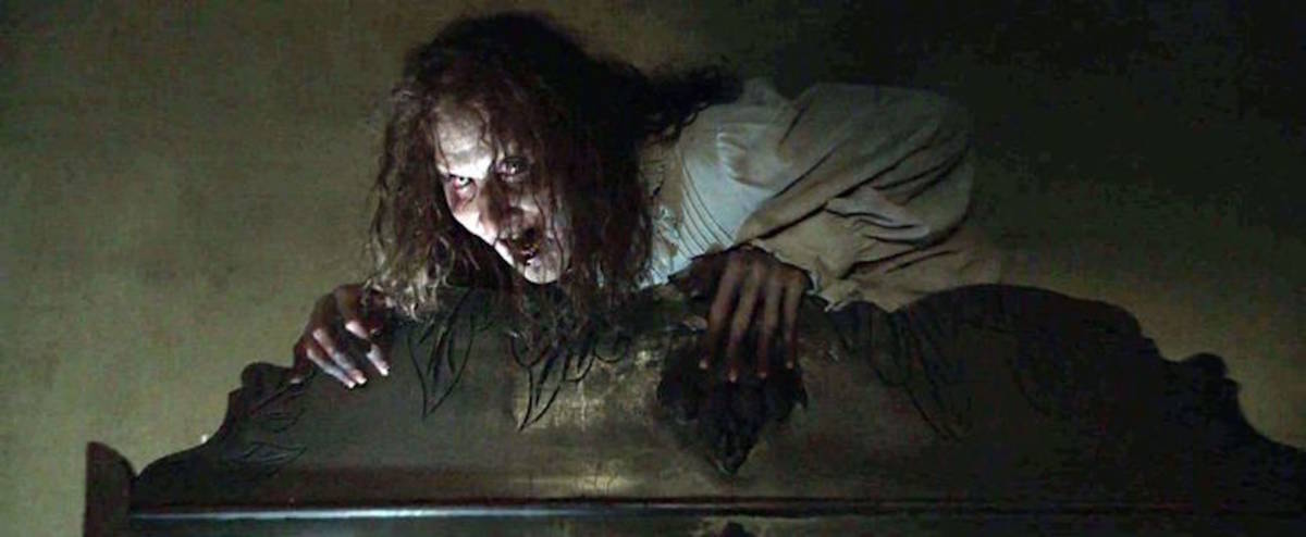 Bathsheba as portrayed in THE CONJURING