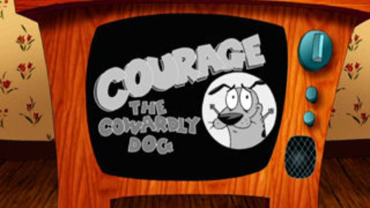 The Things I Do For Love!: A Look Back at COURAGE THE COWARDLY DOG –  Blumhouse.com