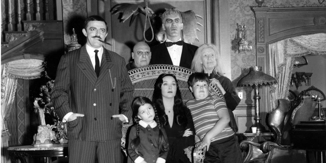 The Grim Truth About The Addams Family The 13th Floor