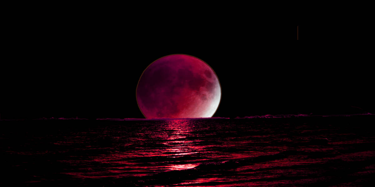 red moon 2019 in chicago - photo #21
