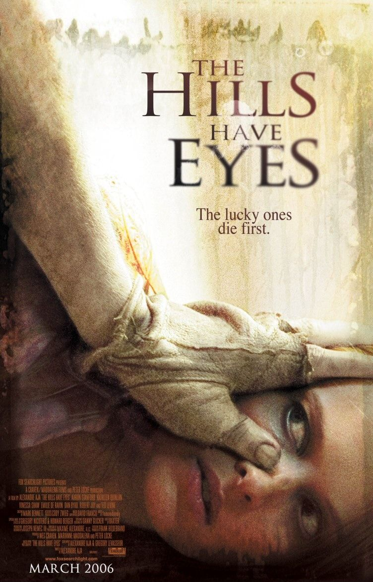THE HILLS HAVE EYES remake